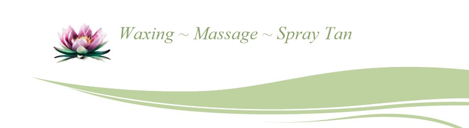 Waxing ~ Massage ~ Spray Tan ~ Facial - Company Message